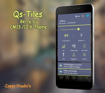 Berry Ui CM13/12.X Theme- screenshot thumbnail