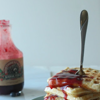 Vanilla Waffles Recipes