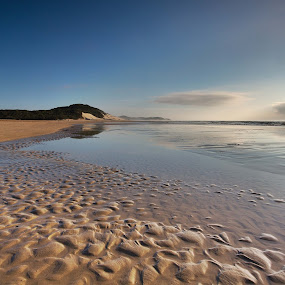 by Bruce Meaker - Landscapes Beaches