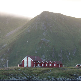 Søyøya by Kristine Fjellvang - Buildings & Architecture Homes