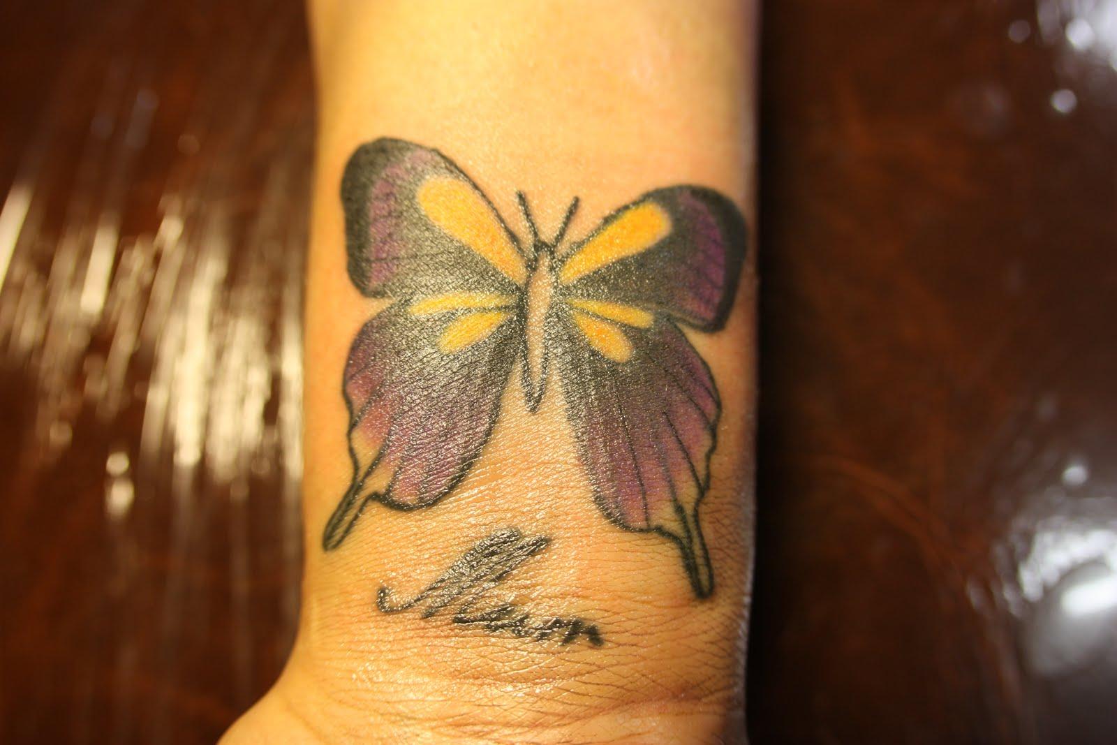 Tattoo: Pocket Watch with