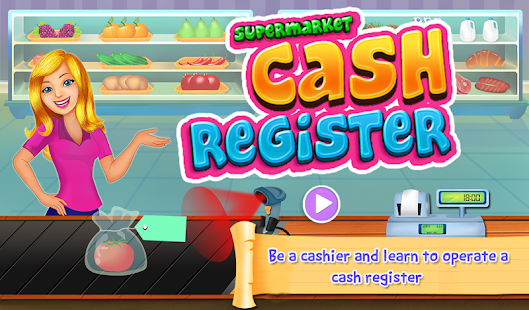 Supermarket Cash Register Sim- screenshot thumbnail