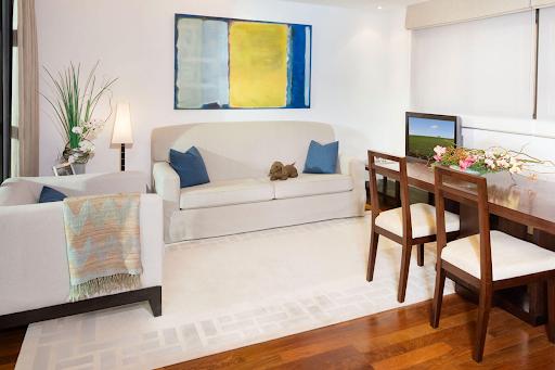 Lux.1-Bedroom Apartment