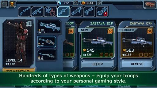 Alien Shooter TD screenshot 10