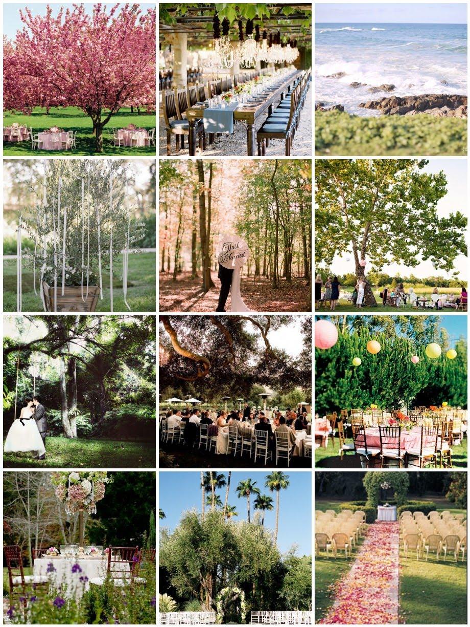 simple garden weddings ideas