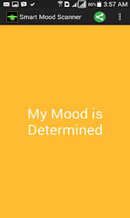 Smart Mood Scanner - screenshot