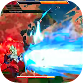 Ultimate Tenkaichi - Turtles Goku fusion Subway'z