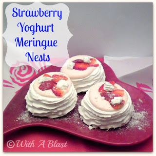 Desserts With Meringue Nests Recipes