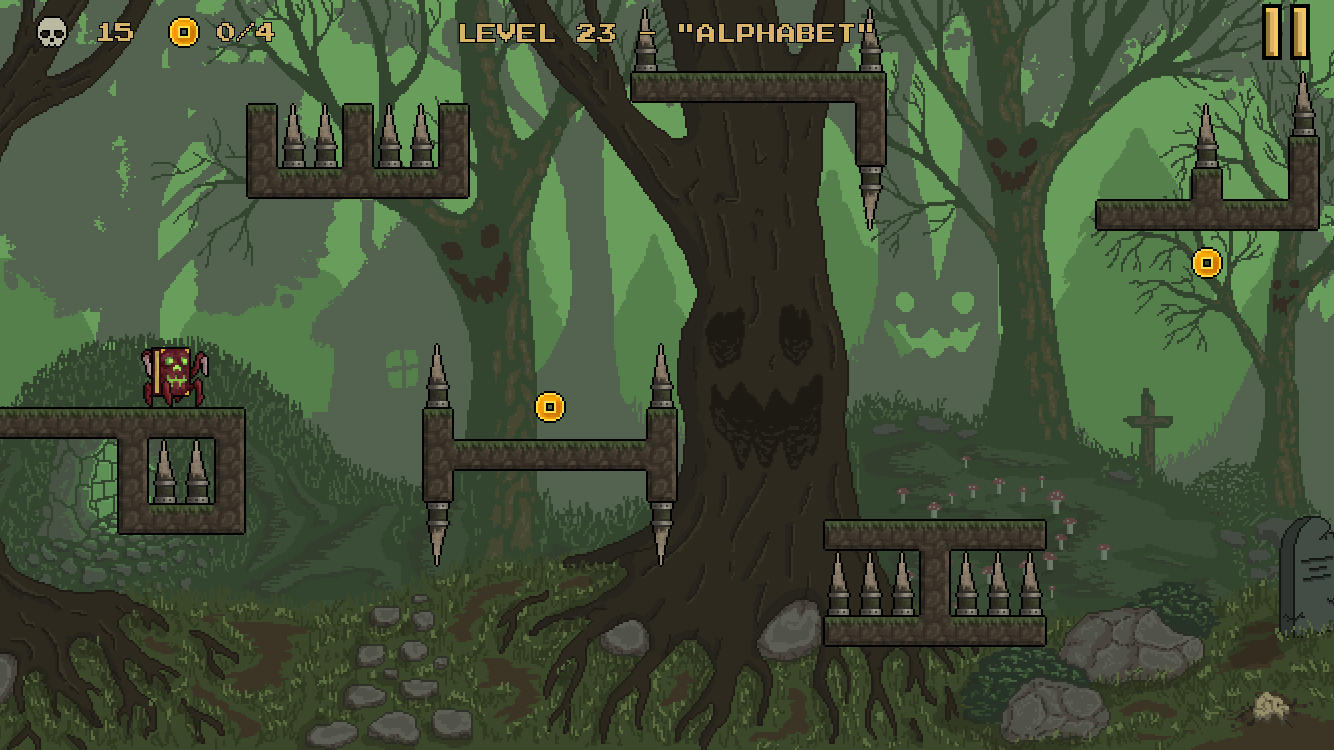 Monster Run Screenshot