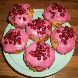 Pomegranate Bread Muffin Recipes