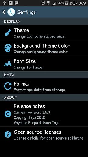 Kidung Pemulihan - screenshot