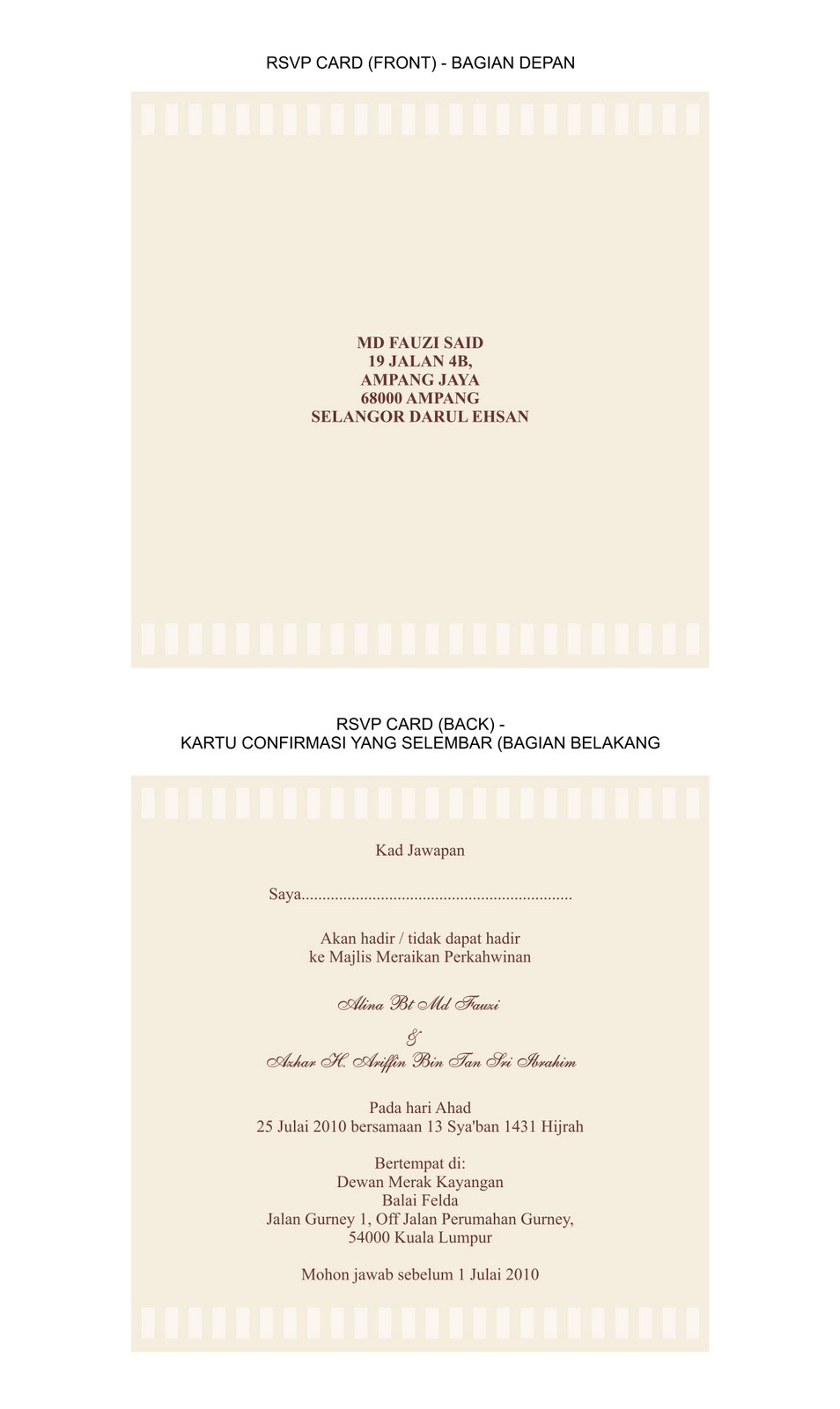 Reynes blog Lds Wedding Invitation Wording