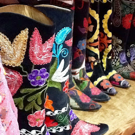 Footware by Marsha Sices - Artistic Objects Clothing & Accessories ( photo stream,  )