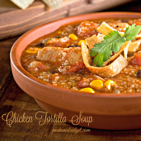 How to Make Chicken Tortilla Soup