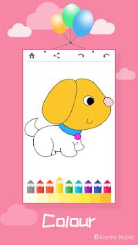 Kids Coloring Book Apk Screenshot