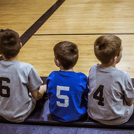 by Jackie Eatinger - Babies & Children Children Candids ( basketball, paola, panthers, yasmin )