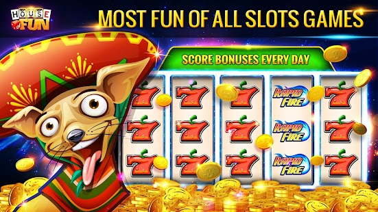 Game Free Slots Casino Games - House of Fun by Playtika APK for Windows Phone