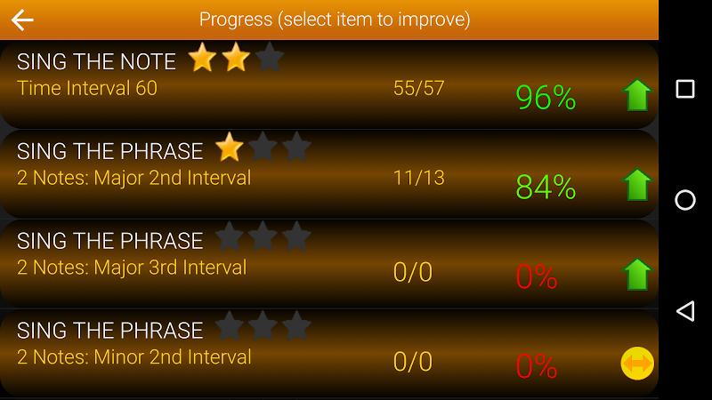 Voice Training Pro Screenshot 5