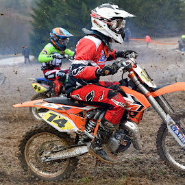 Motocross 1 by Marco Bertamé - Sports & Fitness Motorsports ( bike, motocross, competition )