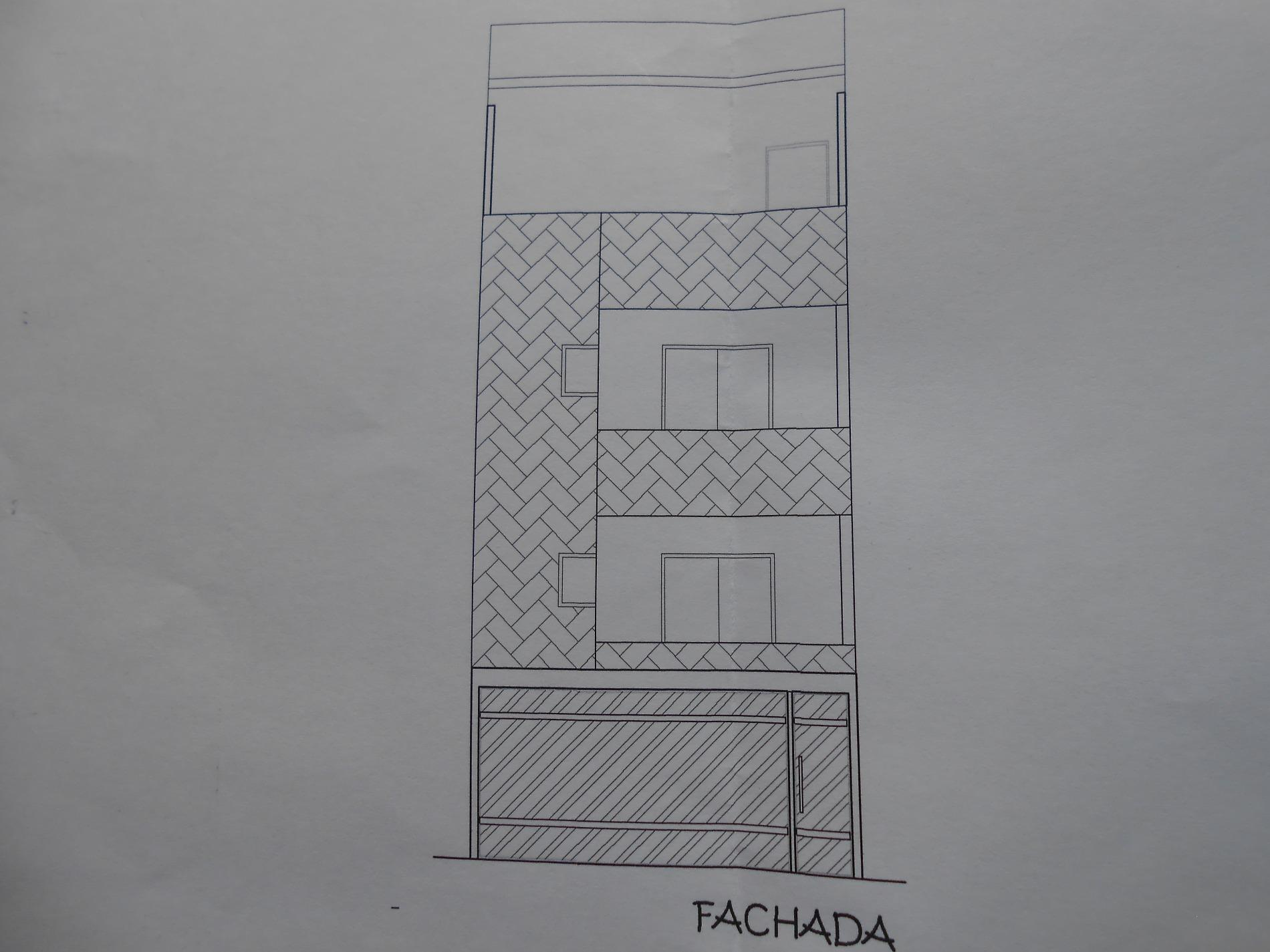 Cobertura de 3 dormitórios em Paraíso, Santo André - SP