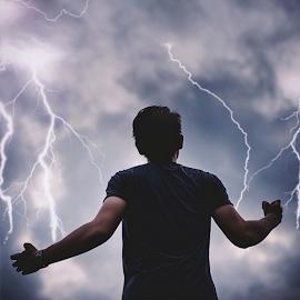 Storm Rage by JoRdy Aryawinata - Digital Art People