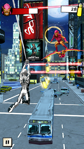 MARVEL Spider-Man Unlimited screenshot 12