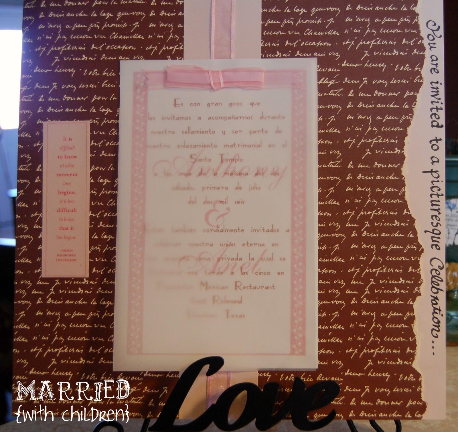 Cool Wedding Invitation Ideas
