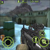 Counter FPS Critical Strike : Winter Offensive