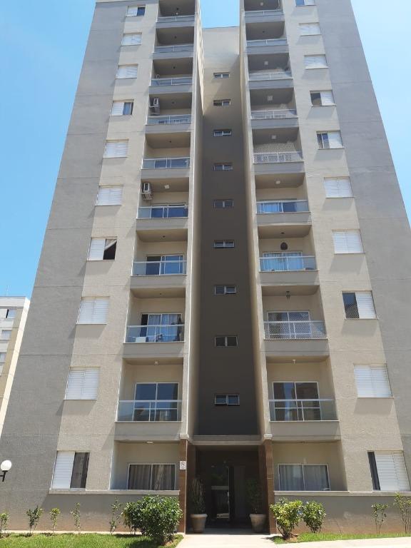 Apartamento com 2 dormitórios à venda, 58 m² por R$ 240.000 - Jardim das Colinas - Hortolândia/SP