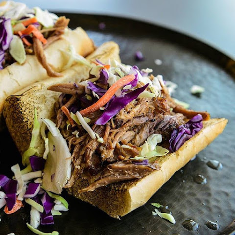 Carolina Pulled Pork with Cole Slaw