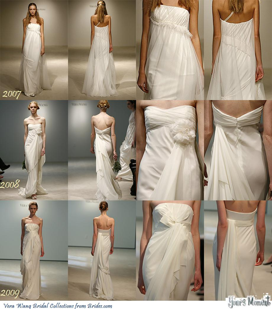 Grecian-style throughout