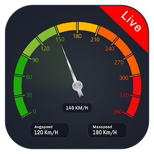 GPS Speedometer: Compass, Maps & Tracks For PC