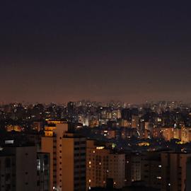 Sao Paulo SP Brazil by Marcello Toldi - City,  Street & Park  Vistas