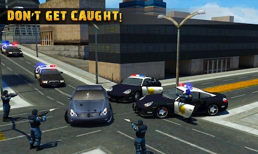 Police Chase Car Escape Plan APK for Bluestacks