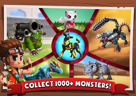 Game Battle Camp - Evolve Monsters APK for Windows Phone