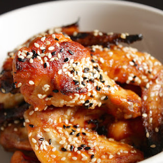Sweet and Spicy Honey-Sriracha Chicken