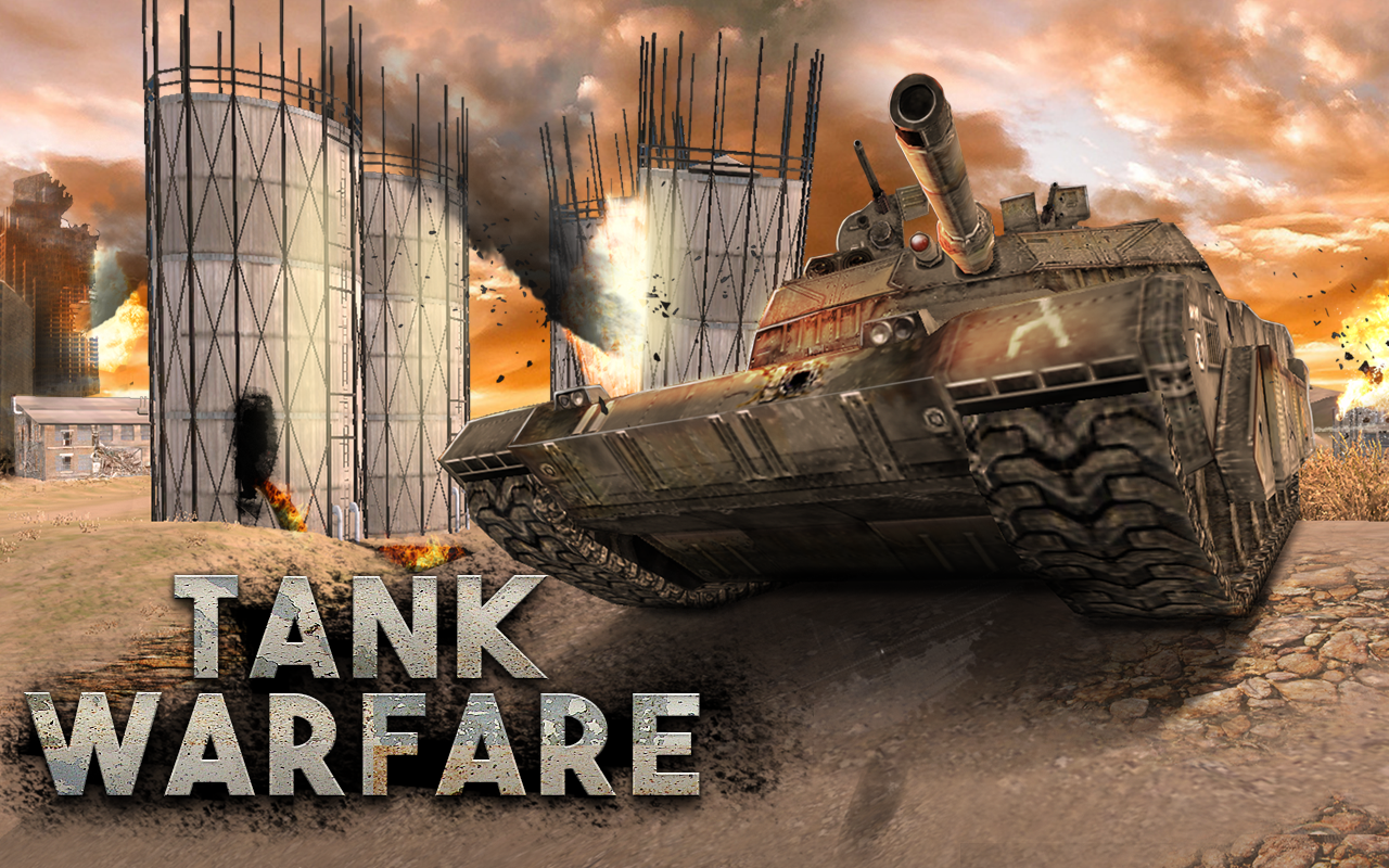 Tank Battle: Army Warfare 3D Screenshot 0