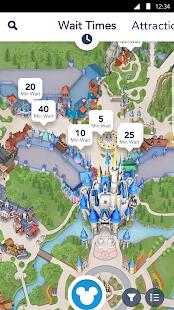 App My Disney Experience APK for Windows Phone