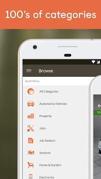Gumtree SA - Buy & Sell Now APK screenshot thumbnail 3