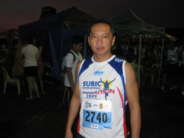 Kawawang Mga Ranner Part 2 :Tito Caloy's Take On The Subic International Marathon Experience