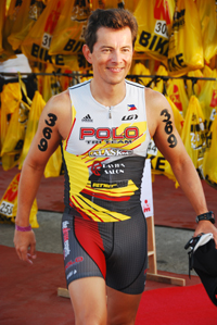 Fred Uytengsu's Message On The 2011 Ironman 70.3 Philippines