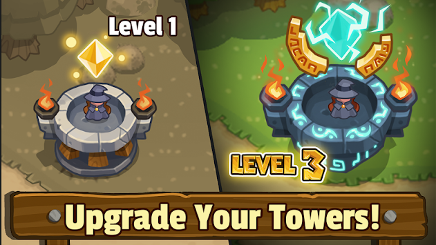 Realm Defense: Fun Tower Game APK screenshot thumbnail 21