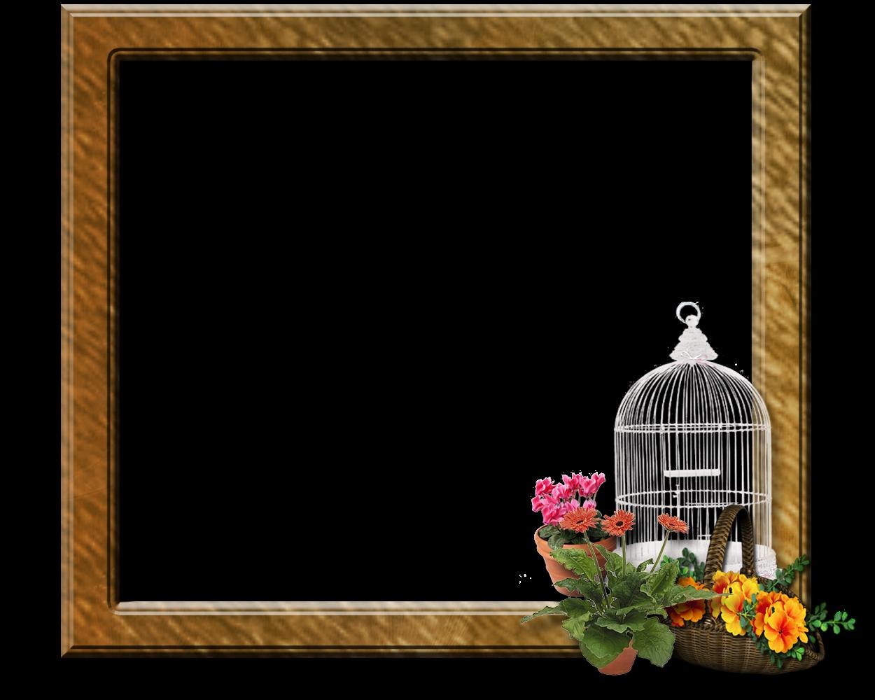 This free scrapbooking frame