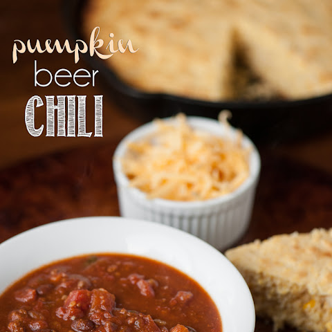 Pumpkin Beer Chili