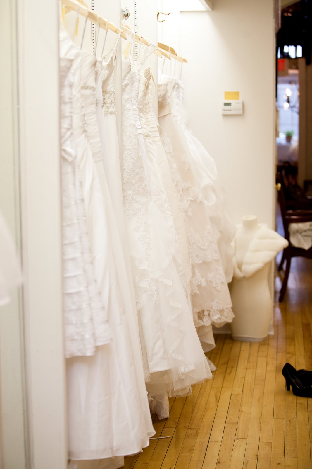 find a beautiful gown that