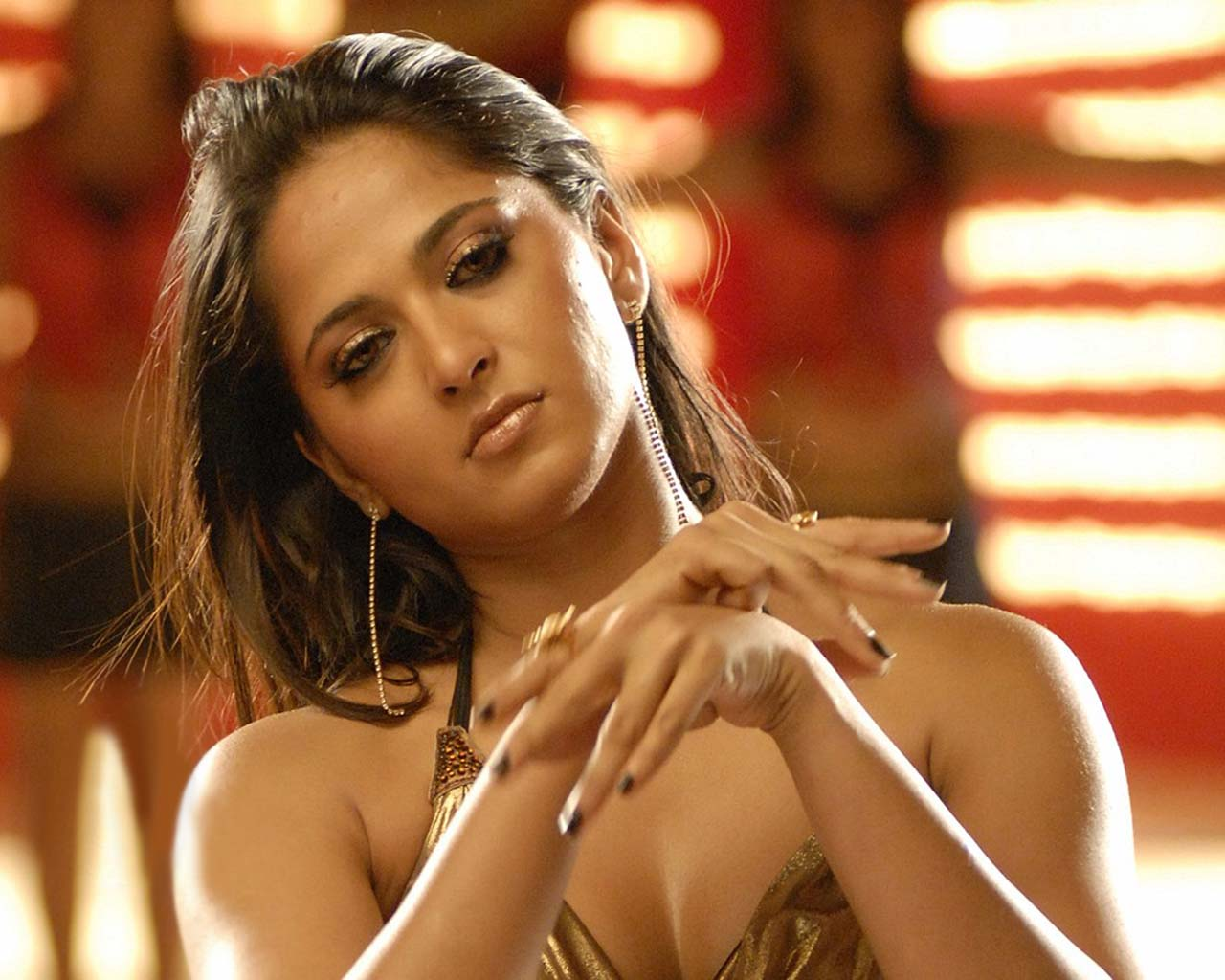 Anushka Shetty In Beautiful