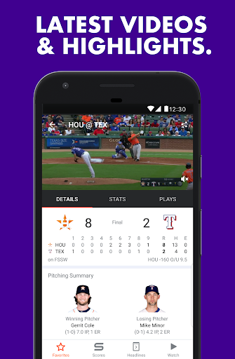 Yahoo Sports - scores, stats, news, & highlights screenshot 4