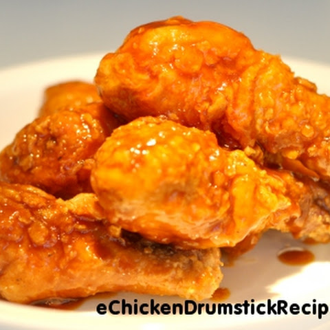 Orange Chicken Drumstick