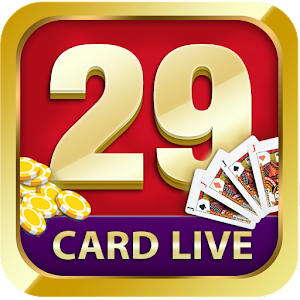Cover art 29 Card game live!
