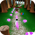 Unicorn Dash: Jungle Run 3D